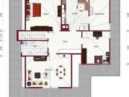 3,5-Zimmer-Dachgeschosswohnung zur Miete in Kastellaun Rhein-Hunsrück-Kreis