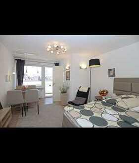 Schönes Appartement direkt am Luitpoldpark mit Westbalkon