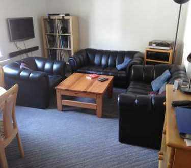 Vollständig eingerichtete 3-Zimmer-EG-Wohnung