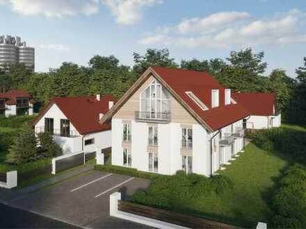 H30 - MODERNE & HELLE - NEUBAU 2-Zimmer-Whg in solider Bauqualität-idyllische Wohnlage nahe Zentrum