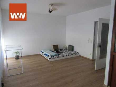 2 Zimmer Wohnung mit Balkon in der Pforzheimer-Nordstadt