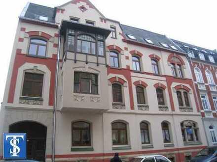 vermietete 2-Zimmer-ETW mit Balkon / Wintergarten im 2. OG zentrumsnah in Plauen