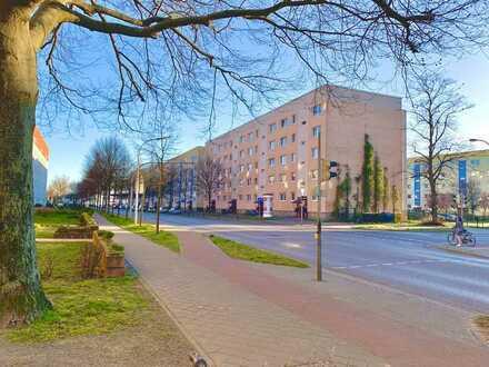 TipTop: Renovierte 3-Zimmer-Wohnung vor den Toren der Hauptstadt!