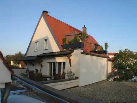 Schöne 3-Zimmer-DG-Wohnung und ausgebautem, Dachspitze Ingolstadt