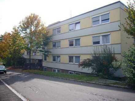 Studentinnenzimmer in einem Wohnheim in Tübingen