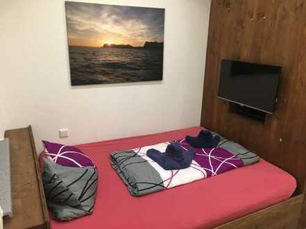 Luxus Business 1-Zimmer Apartment all Incl. voll Möbliert & hochw. eingerichtet Ingolstadt Zentrum