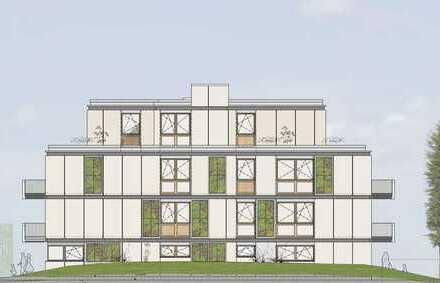 Neubauwohnungen für Senioren