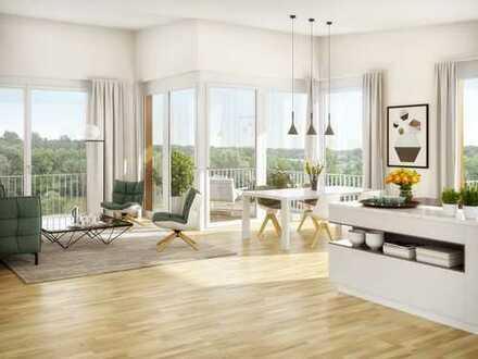 Exklusive Sky-Deck Wohnung mit Dachterrasse - jetzt einziehen!