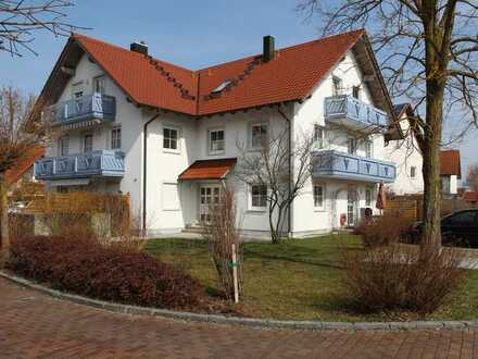 3-Zimmer-Wohnung in Untermeitingen provisionsfrei ab 1.1.2022 zu vermieten