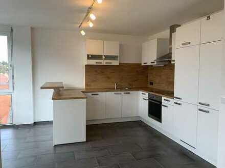 Gepflegte 2-Zimmer-Wohnung mit EBK in Kempten (Allgäu)