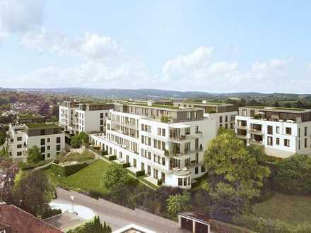 Erstbezug 2-Zimmer-Terrassenwohnung im Wolfsberg-Palais in Pforzheim