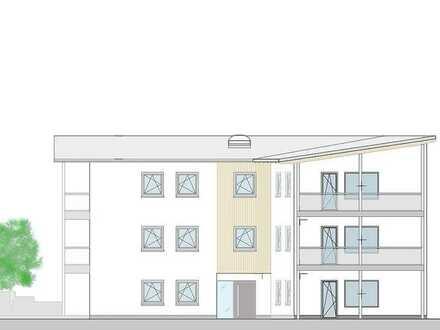 Neubau-Erstbezug! Tolle 3-Zimmer-Terrassenwohnung mit Garten und Einbauküche in Ebersdorf bei Coburg