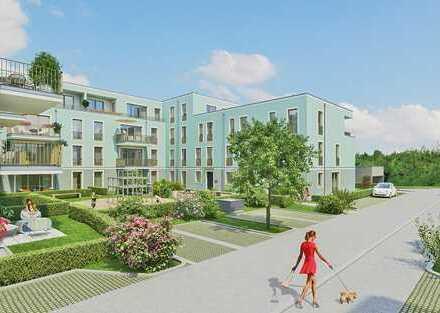 »Moosaria« - 4-Zimmer-Wohnung mit Terrasse und Garten - Neubau