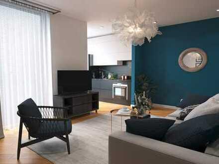 Ferienwohnung: Appartment ebenerdig in modernem Neubau in der Innenstadt *Provisionsfrei*