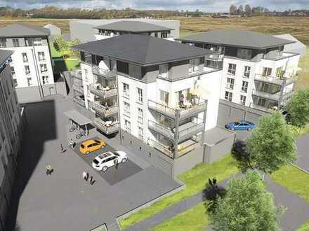 ***Mit Blick ins Naturschutzgebiet!*** Wunderschöne 4,5 Zimmer-Wohnung auf ca. 96 m² in Aulendorf