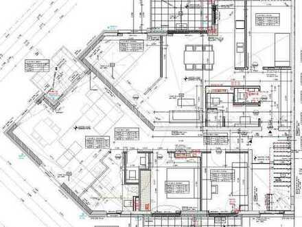 Praunheim (8065970) - unmöblierte Neubau Luxuswohnung mit High-End Einbauküche