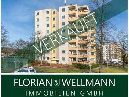 Bremen - Arbergen | Seniorengerechte 2-Zimmer Wohnung im Grünen