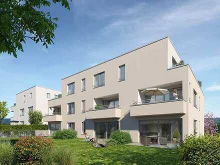 Gemütliche 2-Zi-Wohnung mit Terrasse & großem Garten (Whg.2)