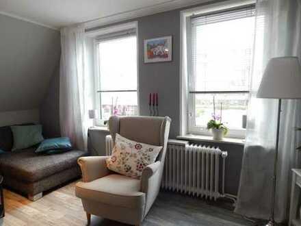 4-Zimmer-Wohnung im Einfamilienhaus in zentraler Lage von Husum