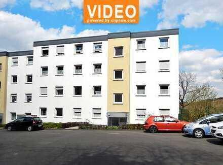 Wärmegedämmte 4,5-Zimmer Wohnung im 3. OG mit Balkon und Tiefgarage in Herdecke zu vermieten
