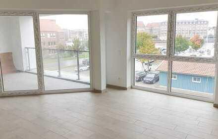 2,5 -Zimmer-Wohnung mit Blick auf den Alten Binnenhafen zu vermieten