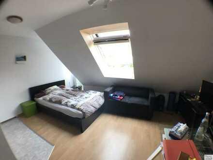 Schicke 1 Zi.- Whg. mit ca.23 m², EBK in gepflegter Wohnanlage im Storchennest, nähe UNI