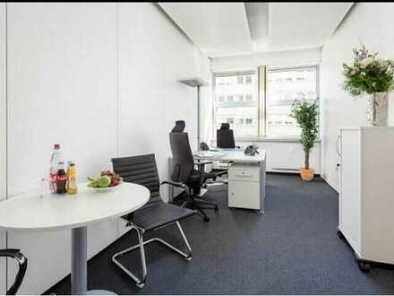 KERNSANIERT! Möbliertes Büro mit Küche/BAD in Eppelheim (Heidelberg)