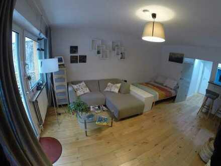 Gemütliche, moderne Wohnung Nähe Zentrum