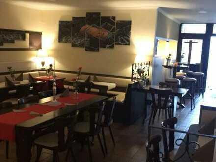 Etabliertes Restaurant/Pizzeria, Bar, Eisdiele komplett möbliert-Küche/Bar Einrichtung+Küchengeräte