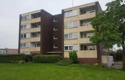 Modernisierte 2,5-Zimmer-Wohnung mit Balkon und Einbauküche in Dortmund
