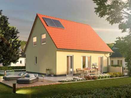 Miete ade! ... unser schönes Haus mit Garten in Wollin