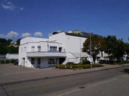 vielseitig nutzbare Gewerbefläche in Nürtingen / projektiertes Hotel mit 60 Betten