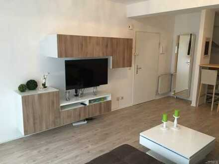 A&M Flat - Köln-Niehl! All in plus! Rheinnähe + Privater Garten + Garage + Aufzug + Internet
