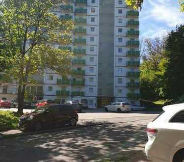 +++Sofort verfügbar: Frisch renoviertes Appartement mit 1 Zimmer, Kochnische, Bad und Balkon am W...