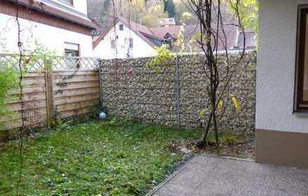 HD-Ziegelhausen: Komfortable Gartenwohnung in Villenlage