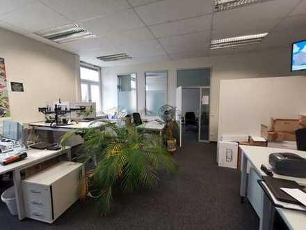 210 m²: großräumige Bürofläche in Ettlingen