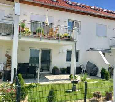Gartenliebhaber aufgepasst! Herrliche 2-Zi.-Wohnung mit Terrasse in Gerolsbach / Nähe S2