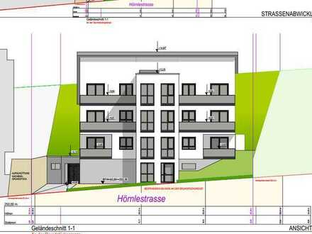 Erstbezug mit Balkon: exklusive 2,5-Zimmer-Wohnung in Mühlacker-Sommerberg