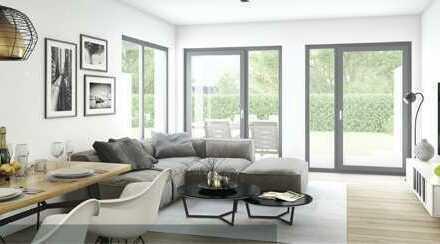 E & Co. - Neubau 3 Zimmer Gartenwohnung mit ca.55 qm Privatgarten (SNR) und 2 Terrassen (Süd/West).