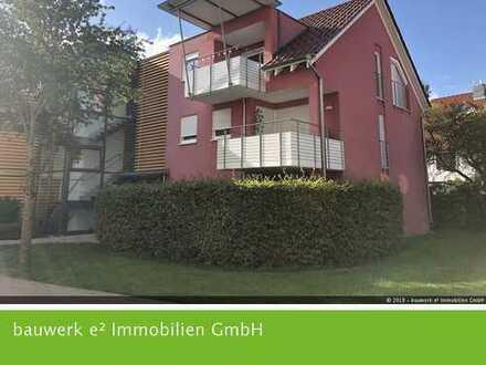 NEUWERTIG und GROßZÜGIG: Sonnige 2-Zimmer-Wohnung in Denkingen