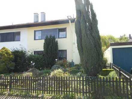 Schöne Doppelhaushälfte mit Garten in Coburg (Kreis), Ahorn