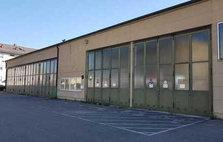 Ergolding: Produktions-/Lagerhalle mit 1.330,81 m² Nfl. incl. Büro-Nebenräumen