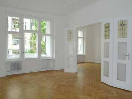 Erstbezug - Altbaucharme im historischen Wagnerviertel – 5 Zimmer – Balkon – 2 Bäder