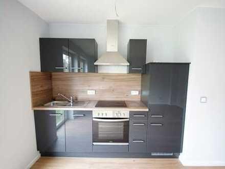 Neuwertige 1-Zimmer-Wohnung mit Einbauküche und Balkonterrasse nahe Klinikum Fulda
