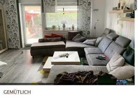 *** gepflegte Erdgeschosswohnung mit Terrasse ***