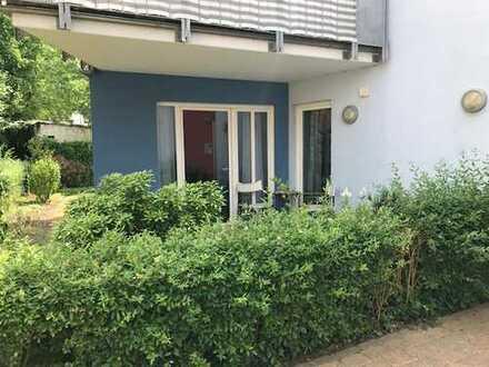 Großzügige Ein-Zimmer-Wohnung in Senioren-Wohnanlage