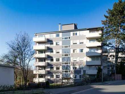 Panorma-Appartment in herrlich ruhiger Wohnlage von Wetter-Oberwengern! Alternative für Pendler?