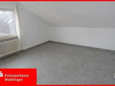 Freie Zwei-Zimmer-Wohnung direkt in Backnang!