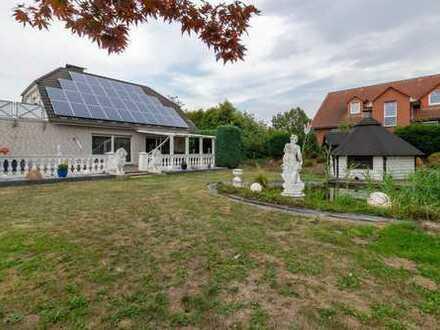 Laatzen | Repräsentative Villa mit umsatzstarker Auto-Waschanlage auf ca. 4.000 m²