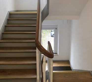 Bahnhofsnahe modernisierte 2-Zimmer-Wohnung mit Balkon